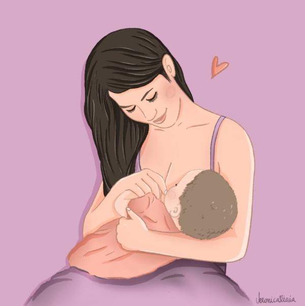 immagine corso allattamento
